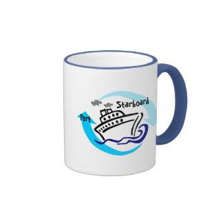 Cruise Themed Mug