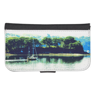 cruising sailboat wallet case