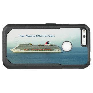 Cruising the Tropics Custom OtterBox Commuter Google Pixel XL Case