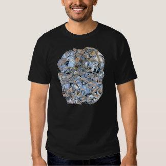 Crumpled Foil Shirt