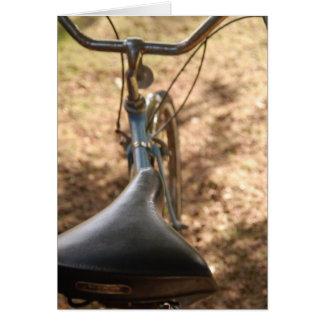 Crusier Bike Greeting Card