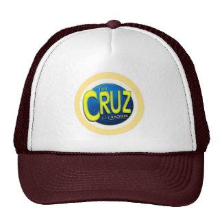 Cruz is Crackers Cap