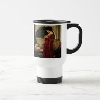 Crystal Ball Waterhouse Painting Magic Fantasy Coffee Mug