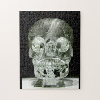 Crystal skull Puzzle