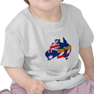 CSREP27austrailianew Tee Shirts