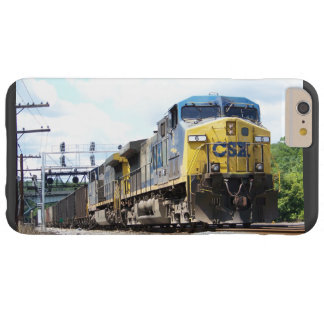 CSX Railroad AC4400CW #6 With a Coal Train Barely There iPhone 6 Plus Case