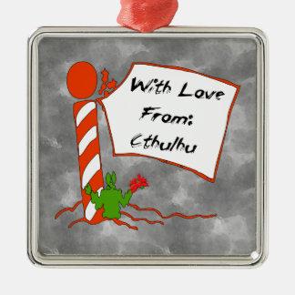 Cthulhu Christmas Christmas Ornament