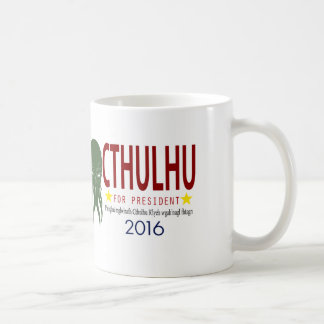 Cthulhu for President 2016 Coffee Mug