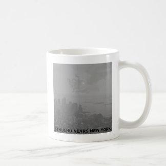 Cthulhu Nears New York Coffee Mug
