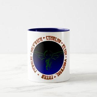 Cthulhu Sleeps - Ringer Mug