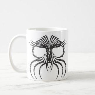 Cthulhu Tribal Coffee Mug