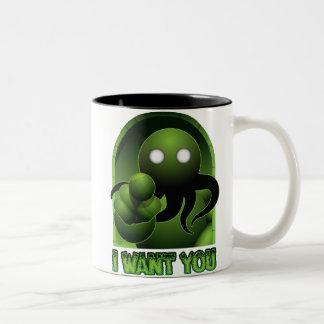Cthulhu Wants You Mug