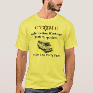 CTOMC Con 2008 Carpoolers T-Shirt