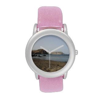 CUADplayaalmeria.png Wrist Watch