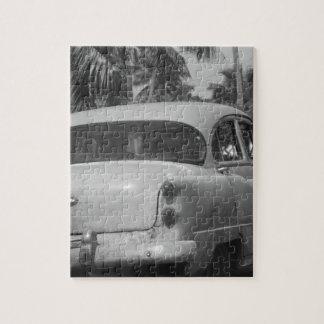 Cuba Car Jigsaw Puzzle