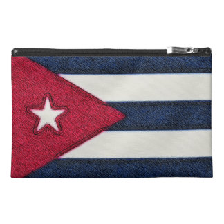 CUBA FLAG TRAVEL ACCESSORIES BAGS