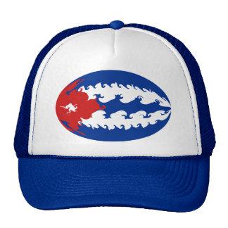 Cuba Gnarly Flag Hat