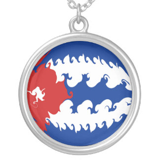 Cuba Gnarly Flag Necklaces