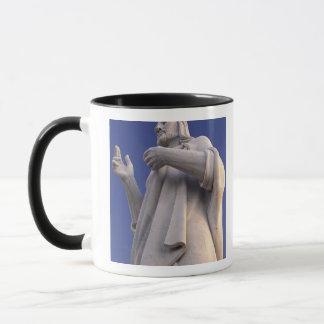 Cuba, Havana, Sculpture of Jesus. Mug