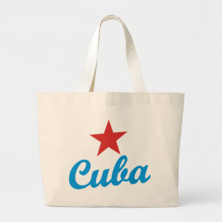 Cuba Jumbo Tote Bag