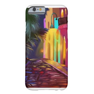 Cuba Street Barely There iPhone 6 Case