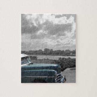 Cuban Cars 2 Jigsaw Puzzle