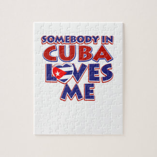 Cuban Love Jigsaw Puzzle