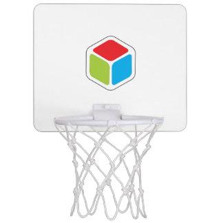 Cube Mini Basketball Goal Mini Basketball Hoop