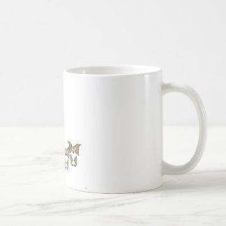 Cubist Owl Coffee Mug