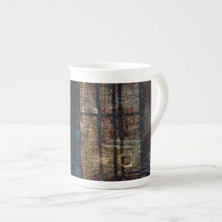 Cubist Shutters, Doors & Windows Tea Cup