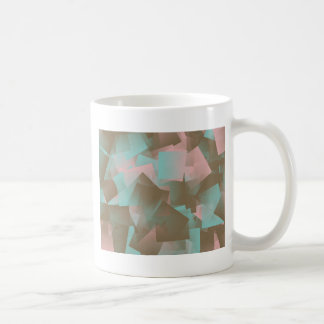 Cubist Theme Coffee Mugs