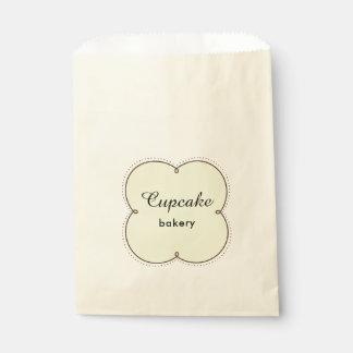 Cucake Bakery Favour Bags
