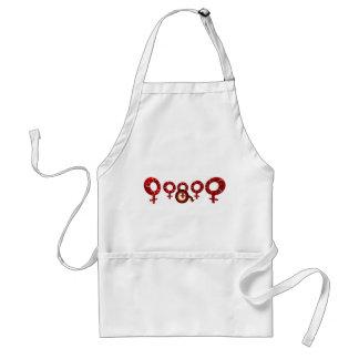 Cuckold apron