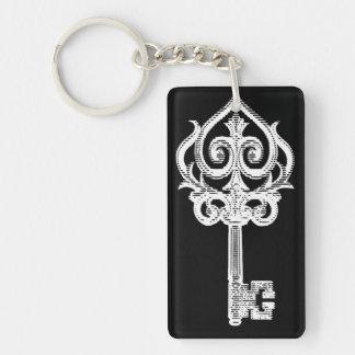 Cuckold chastity key acrylic keychains