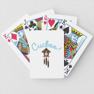 Cuckoo! Poker Deck