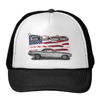 Cuda Muscle Car Cap