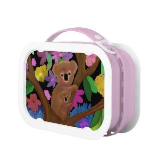 Cuddly Koala Habitat Lunchboxes