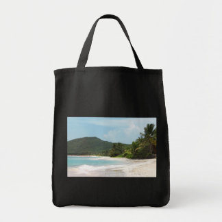 Culebra's Flamenco Beach Puerto Rico Tote Bag