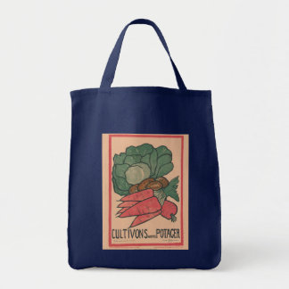 Cultivons Notre Potager Tote Bag