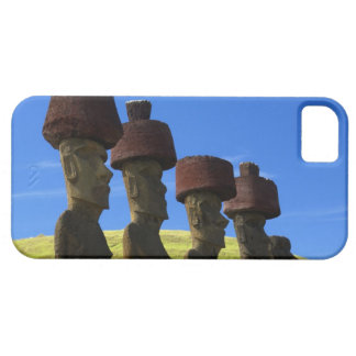 Cultural statues, Easter Island, Polynesia Case For The iPhone 5