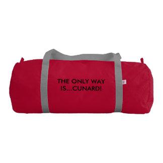 CunardCritic Duffle Bag. Gym Duffel Bag