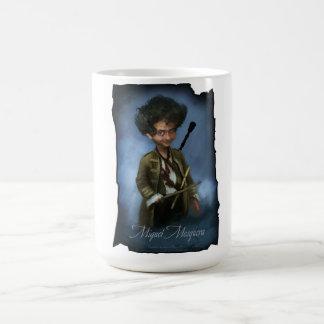 Cup Cartoon Miguel Mosquera Coffee Mugs