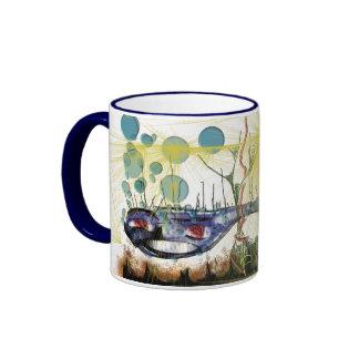cup fish ringer mug