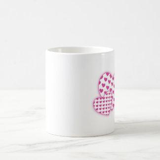 Cup love basic white mug