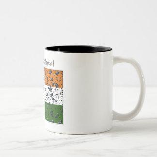 Cup(Mera Bharath Mahaan) Two-Tone Coffee Mug