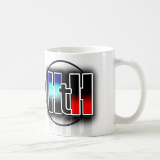CUP OF HEAVEN TO HELL SHOW BASIC WHITE MUG