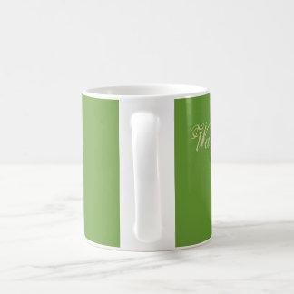 "Cup of ""Waterfall "" Basic White Mug"