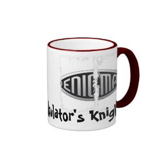 Cup salts ringing of 3 boxes ringer mug