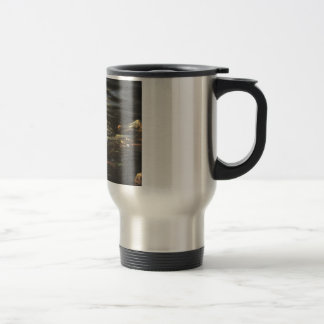 cup thermo stainless steel travel mug