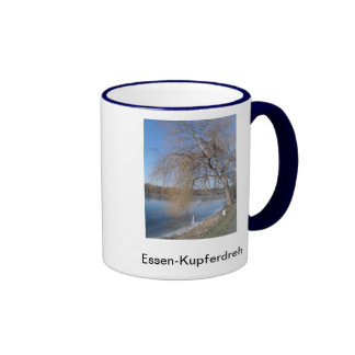 Cup with photo from meal copper trick ringer mug
